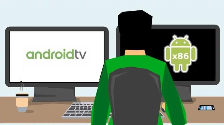 Con Android TV x86 il vostro vecchio PC diventa un centro multimediale