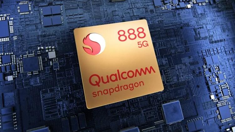 Qualcomm potrebbe rilasciare uno Snapdragon 888 senza modem 5G