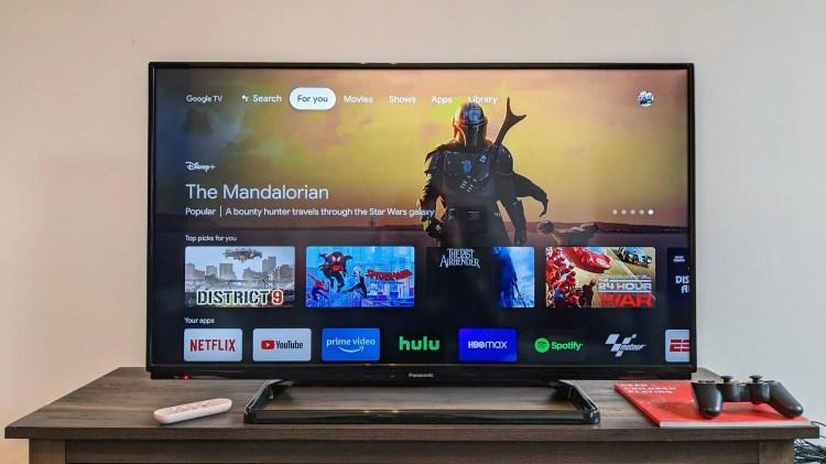 Canali TV gratis su Google TV? L'azienda ci sta pensando