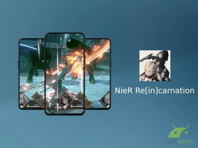 Il gioco di ruolo NieR Re[in]carnation pronto per Android
