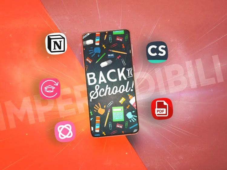 Le migliori App per gli studenti, la nostra selezione di agosto 2021