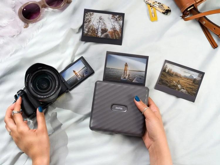 Fujifilm annuncia la stampante per foto Instax Link Wide