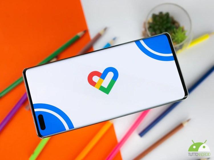 Google Fit raggiunge i 100 milioni di download dal Play Store