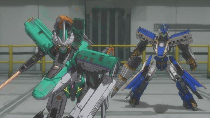 新幹線戰士 - myTV SUPER