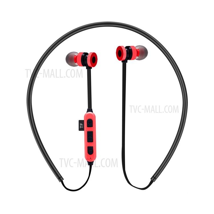 ST-K2 In-ear Magnetic Wireless Bluetooth 4.2 Stereo