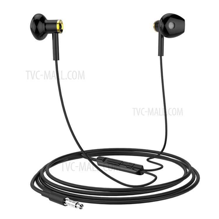 HOCO M47 Canorous Universal 3.5mm Wired In-ear Headphone