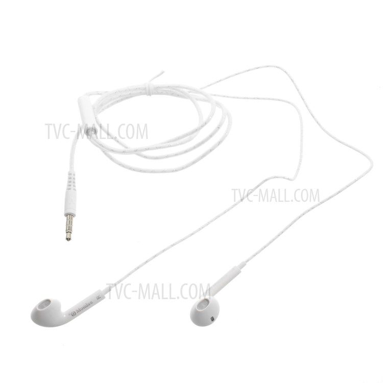 MOSIDUN In-ear Hands-free Earphone with Volume Control for