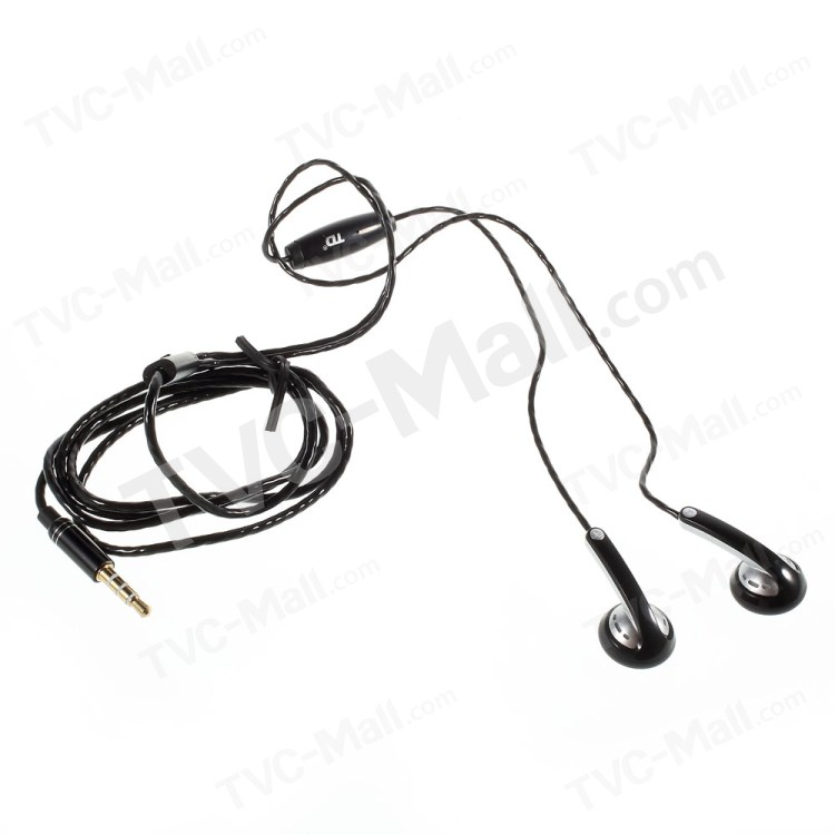 TD Universal 3.5mm In-ear IP-NK Switch Earphone Headset