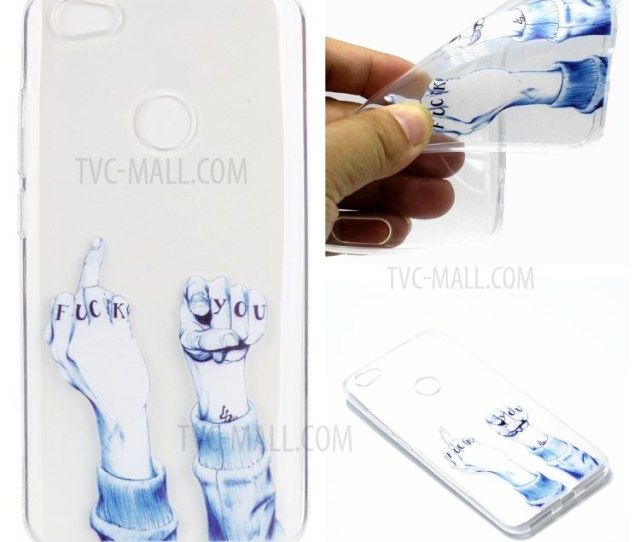 Pattern Printing Tpu Cell Phone Case For Xiaomi Redmi Note A Prime Redmi Y