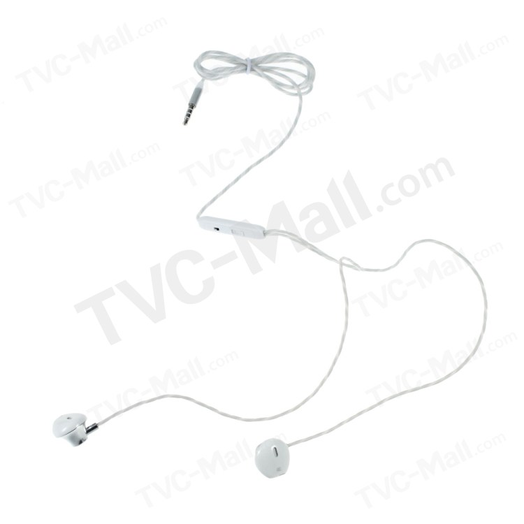 MGALL M8 Universal Metallic In-ear Earphone for iPhone