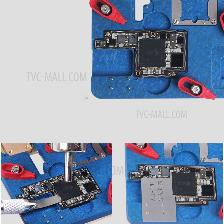 Best Circuit Board Holder Multifunction Fixture Fixing Plate For Phone