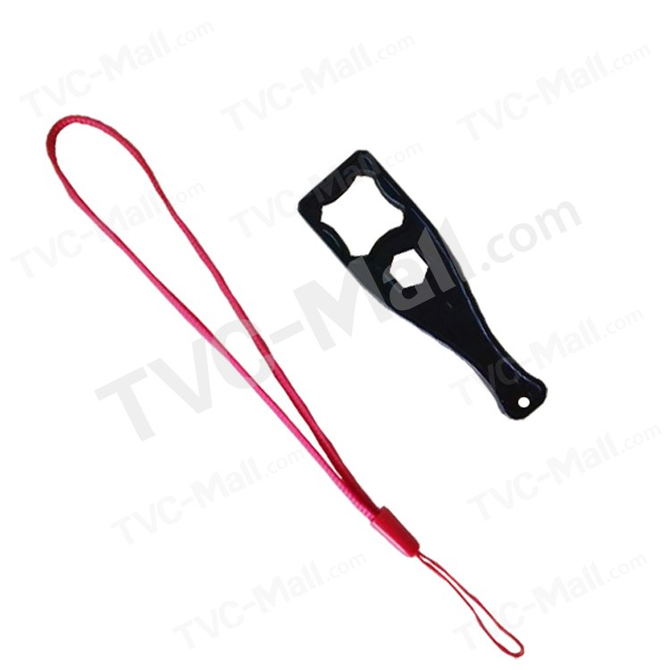 Black Plastic Thumbscrew Spanner Wrench for GoPro Hero 4 3