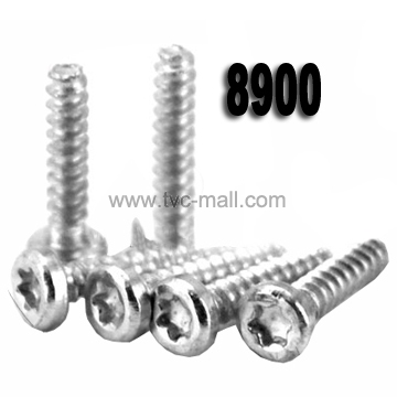 Screw Set for Blackberry Curve 8900