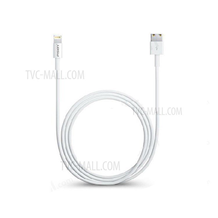 1m Pisen Lightning 8 Pin USB Data Sync Charging Cable for