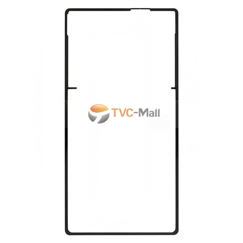 Battery Back Door Cover Adhesive Sticker for Sony Xperia Z