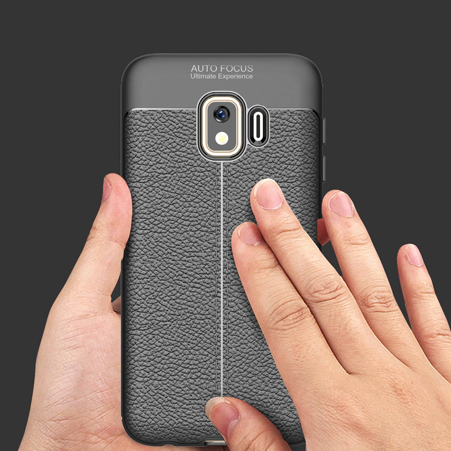 Best Discount Of Litchi Texture Soft Tpu Phone Case For