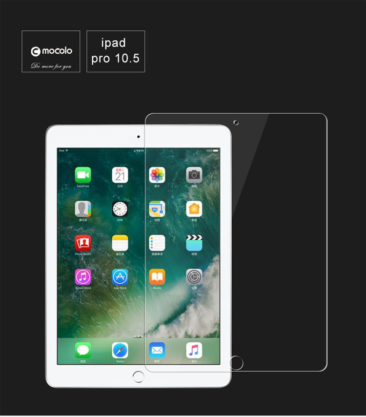 purchased mocolo for ipad