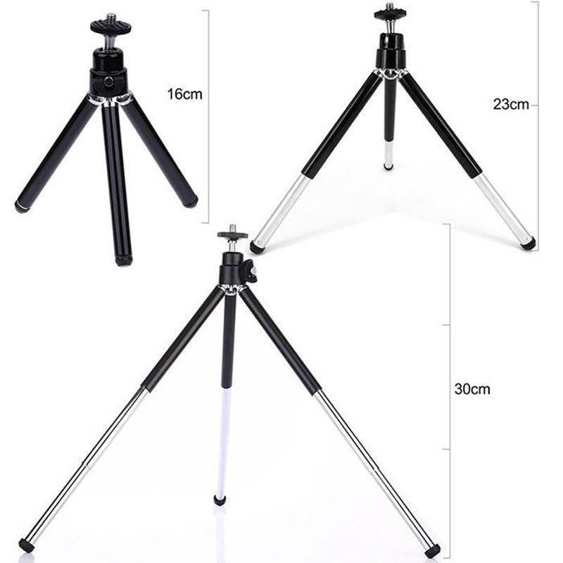 HD 4K 22x Zoom Phone Telescope Lens Clip Holder External
