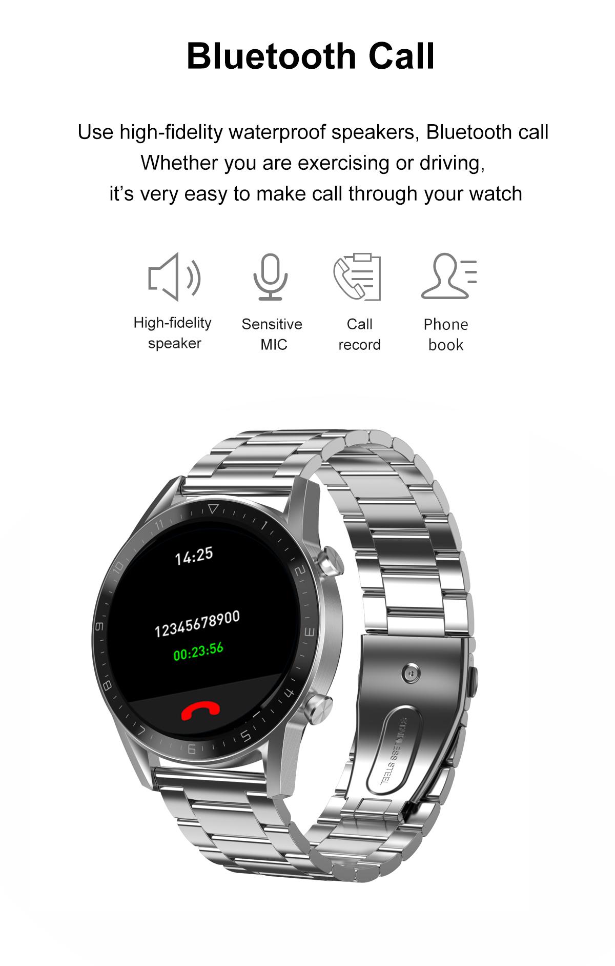 Shop DT92 Bluetooth IP67 Waterproof Health Monitoring