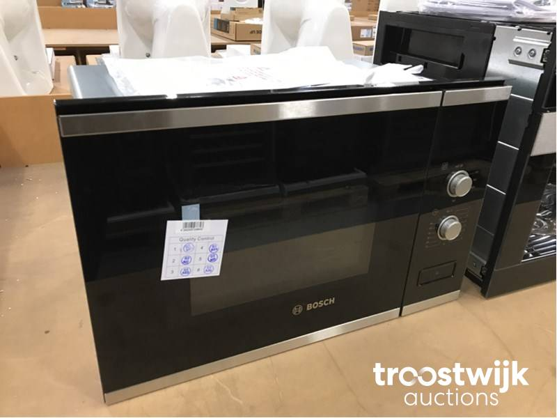 bosch bfl550mso built in microwave oven