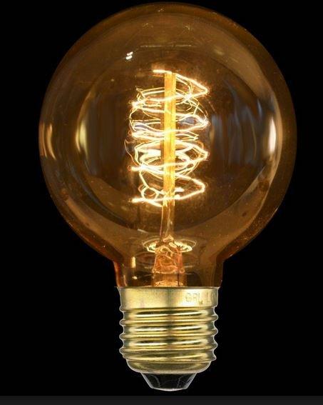 Svana Hanglamp Met Retro Gloeilampen Bijzondere Sfeer