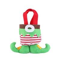 2016 Christmas Decoration Santa Pants Elf Candy Bag ...