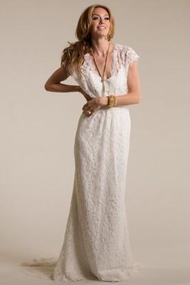 Image Result For Hippie Bride Dresses