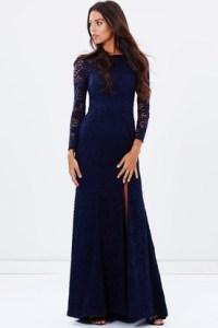 Long Sleeve Bridesmaid Dresses | Sleeved Bridesmaid ...