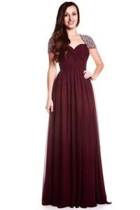 Maroon Prom Dresses | Burgundy Prom Dresses - UCenter Dress