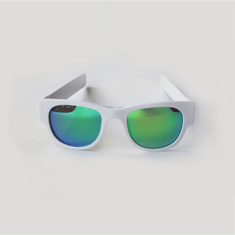 紐西蘭 SlapSee Pro | 偏光太陽眼鏡 - 映雪白 | 有.設計 uDesign