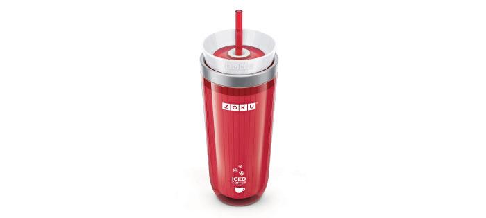 ZOKU|快速冰飲杯-紅色 | 有.設計 uDesign