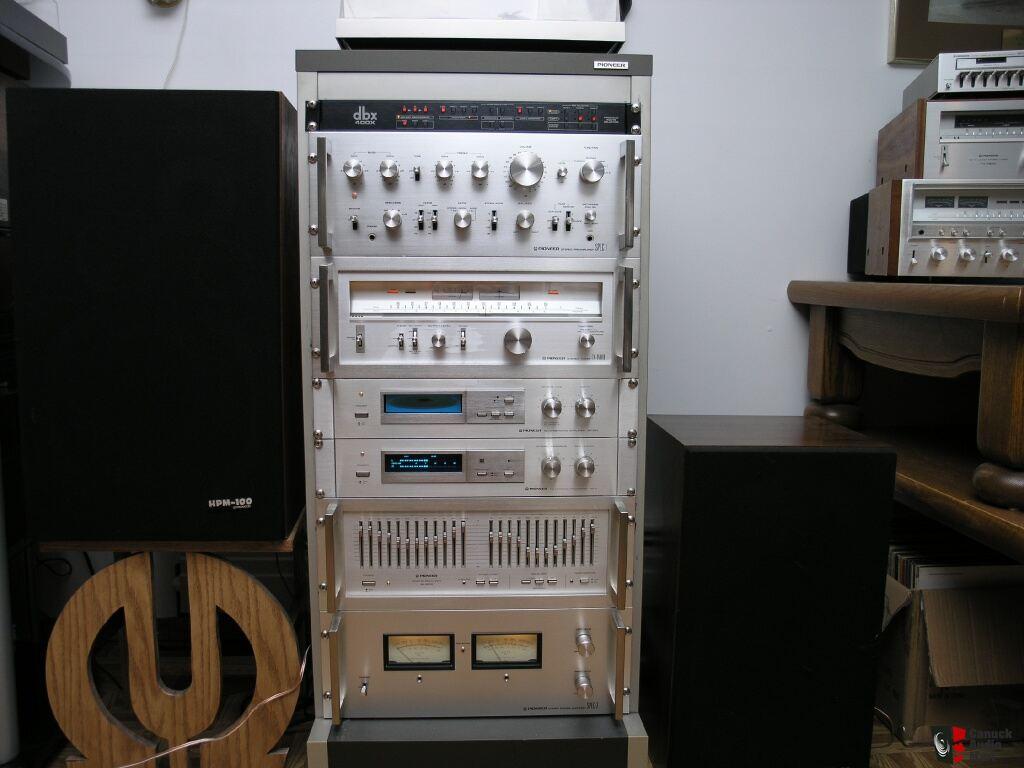 PIONEER SPEC RACK SYSTEM Photo 533138  UK Audio Mart