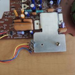 Turntable Cartridge Wiring Diagram Ge Washer Motor Headshell Technics 1200 Elsavadorla