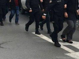 Ankara'da terör örgütü DEAŞ'a yönelik operasyonda Irak uyruklu 8 kişi yakalandı