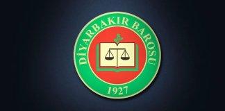 Diyarbakır Barosu'nun kınamasına bak! PKK'yı anmadılar