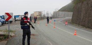 HDP'nin yürüyüş çağrısı ve korona için 8 ilde giriş çıkış yasağı