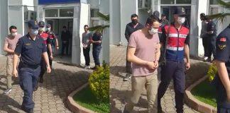 Sakarya'da otomobil hırsızlarını jandarmanın zekası yakalattı