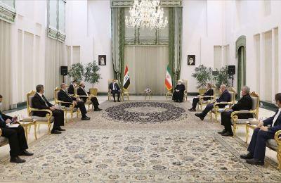 Irak halkı İran'la iyi ilişkilerden yanadır