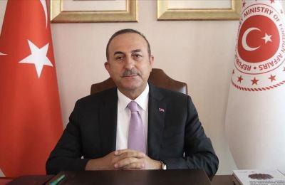 Çavuşoğlu'ndan Azerbaycanlı gençlere destek mesajı: Can gardaşlarımıza canımız feda