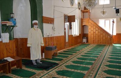 Gaziantepli imam Ayasofya-i Kebir Camii sevincini mısralara döktü