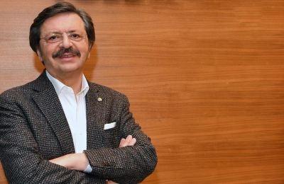 Hisarcıklıoğlu'ndan Özbekistan ile ilişkilerde stratejik ortaklık vurgusu