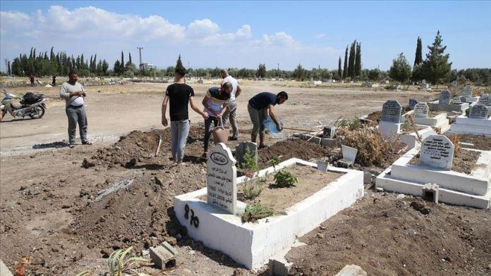 Hastanede cenazelerin karıştırılması nedeniyle naaşı yanlışlıkla defnedilen kişinin mezarı açıldı