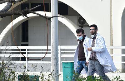 Beyrut'ta Kovid-19 hastalarına ayrılan yatakların yarısı doldu