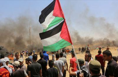 Gazze'deki gerginliğin kontrol altına alınması için yoğun çaba sarf ediyoruz