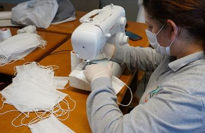 Türkiye'nin en fazla tek kullanımlık maske sattığı ülke Almanya oldu