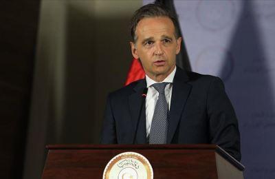 Almanya Dışişleri Bakanı Maas, Libya Başbakanı Serrac ile krize çözüm çabalarını görüştü