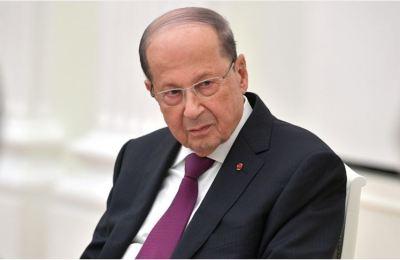 Lübnan Cumhurbaşkanı Avn'dan 'İsrail ile barışa' açık kapı