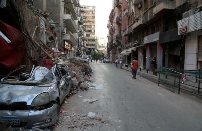 Lübnanlılar dayanışma ruhuyla yaralarını sarmaya devam ediyor
