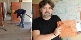 Yapıların deprem güvenliğini artıran kompozit malzeme geliştirildi