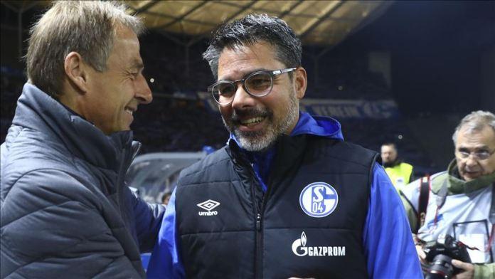 Schalke 04 teknik direktör David Wagner'in görevine son verdi